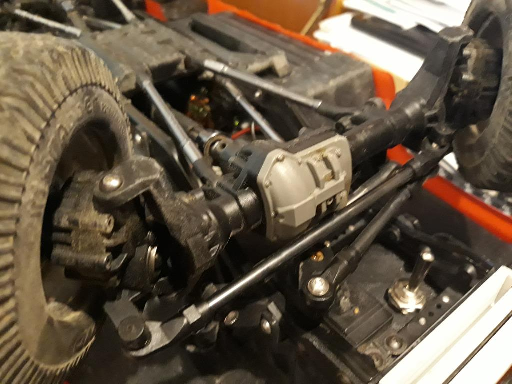 [Vaterra ascender] Mon Chevy Blazer 1/8 + Impression 3D 16