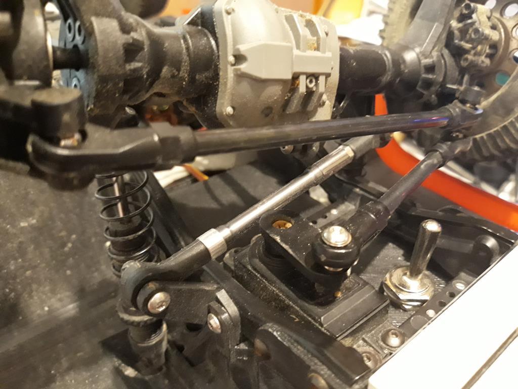 [Vaterra ascender] Mon Chevy Blazer 1/8 + Impression 3D 17