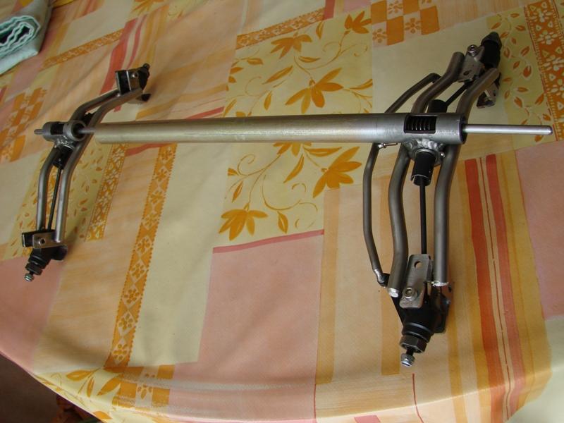 Proto Crawler Home made V.2 - 2009 012