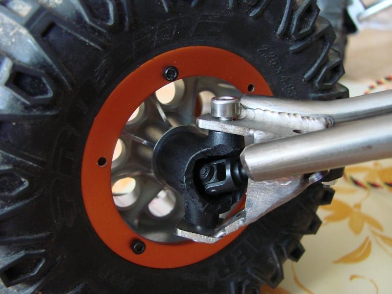 Proto Crawler Home made V.2 - 2009 020