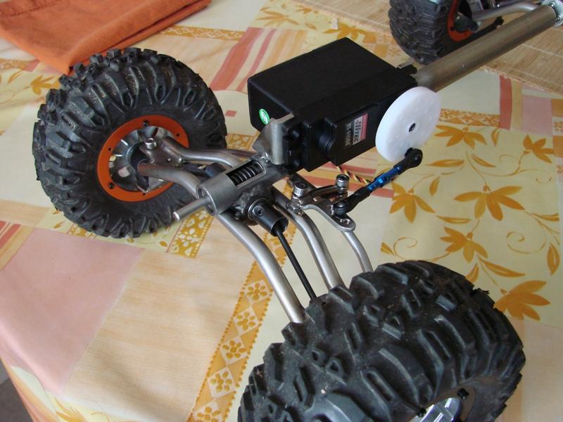 Proto Crawler Home made V.2 - 2009 021