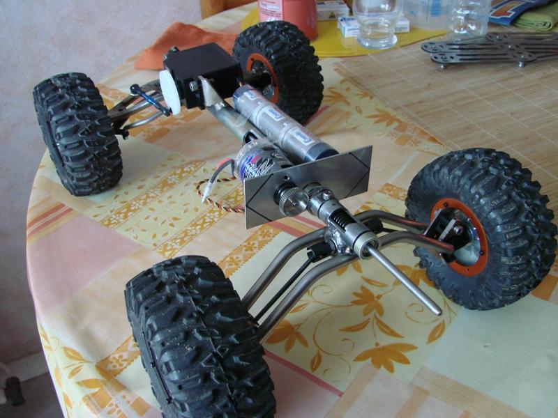 Proto Crawler Home made V.2 - 2009 023