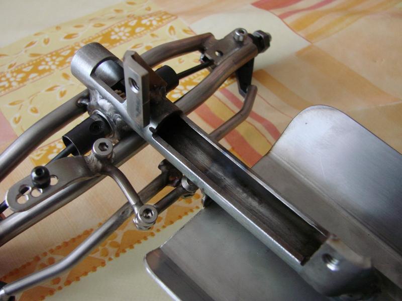 Proto Crawler Home made V.2 - 2009 027