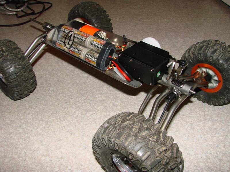 Proto Crawler Home made V.2 - 2009 028