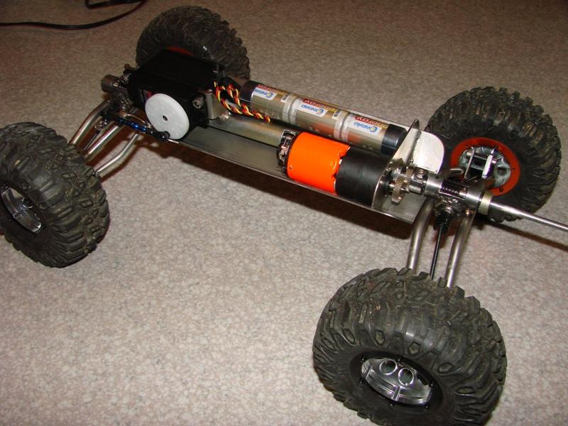 Proto Crawler Home made V.2 - 2009 029