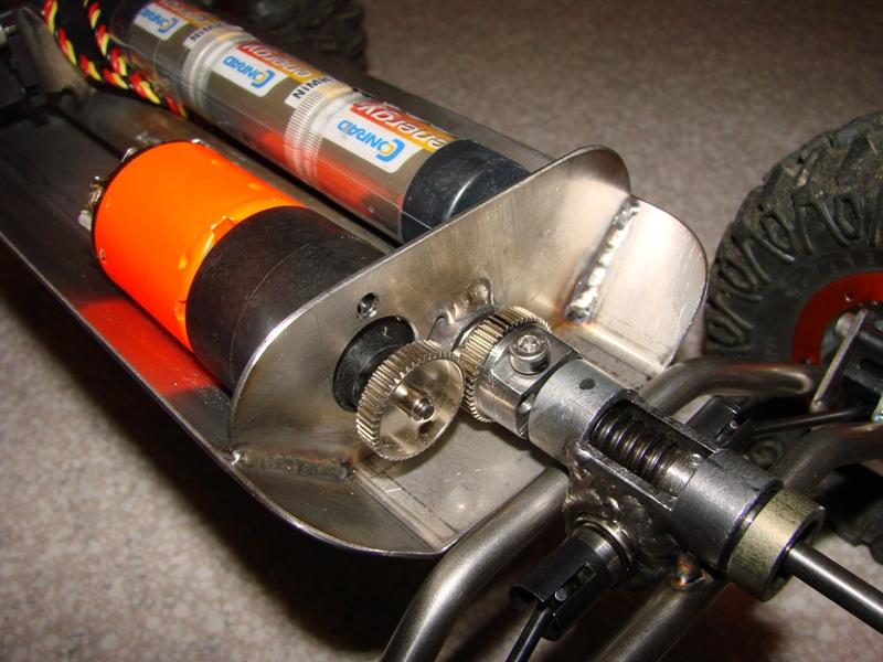 Proto Crawler Home made V.2 - 2009 030