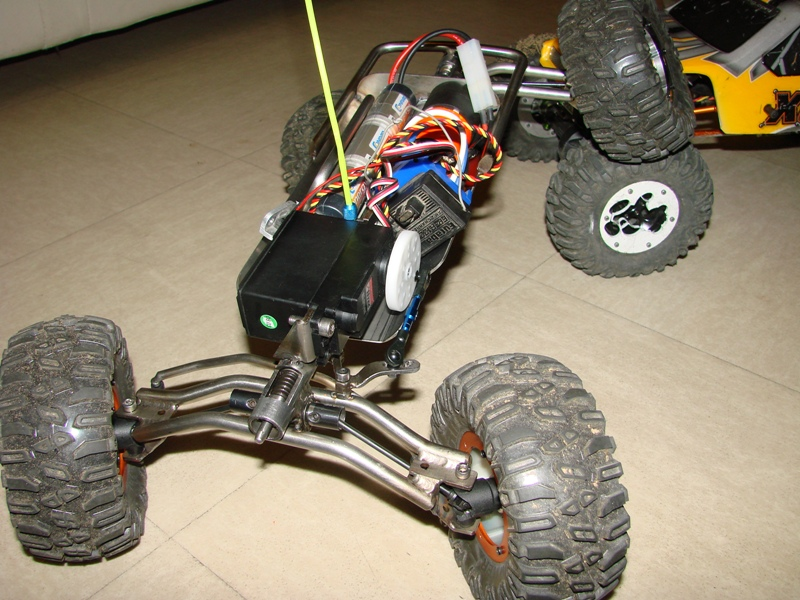 Proto Crawler Home made V.2 - 2009 033