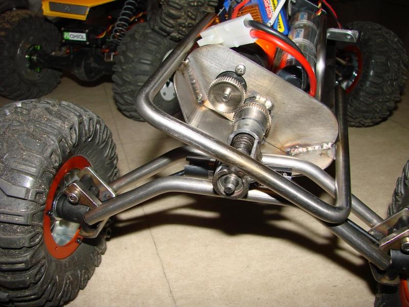Proto Crawler Home made V.2 - 2009 034