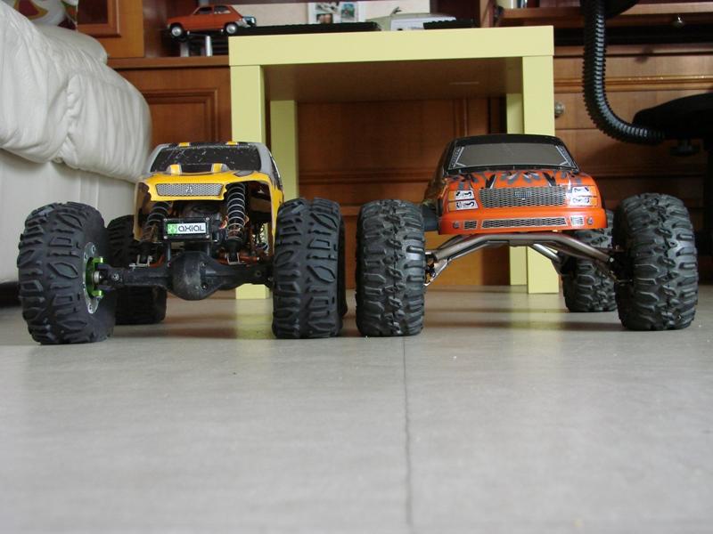 Proto Crawler Home made V.2 - 2009 041