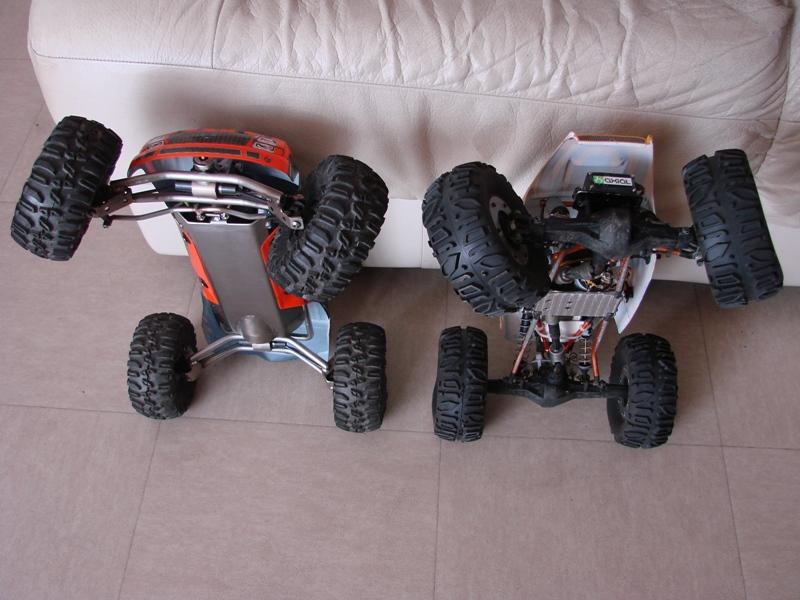 Proto Crawler Home made V.2 - 2009 042