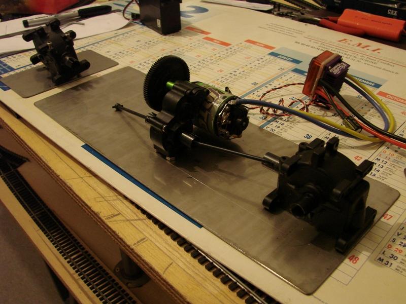 Proto Crawler Home made V.3 - 2010 004