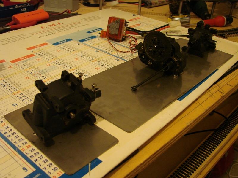 Proto Crawler Home made V.3 - 2010 005