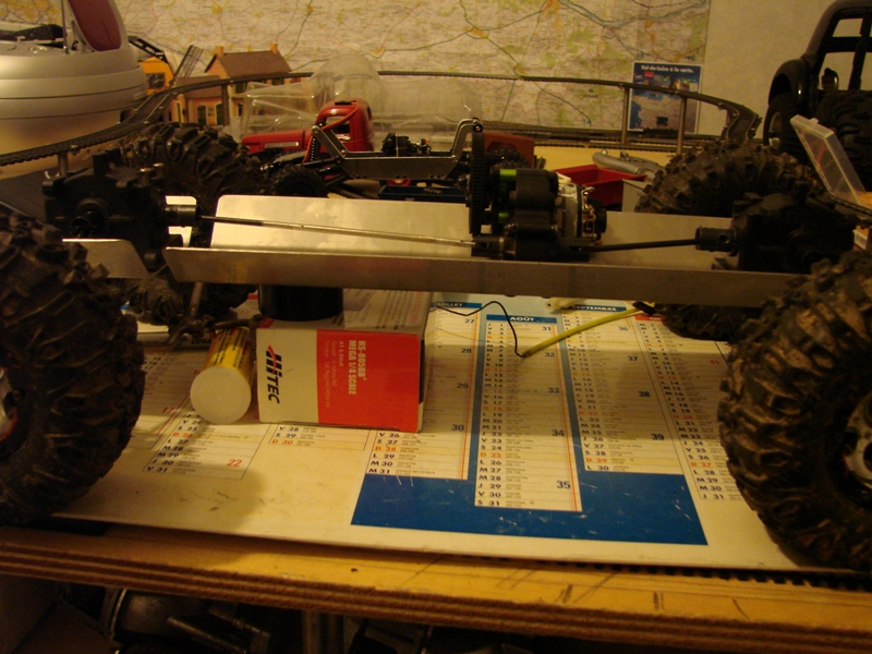 Proto Crawler Home made V.3 - 2010 009