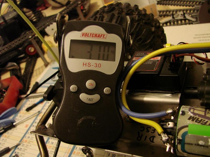 Proto Crawler Home made V.3 - 2010 018