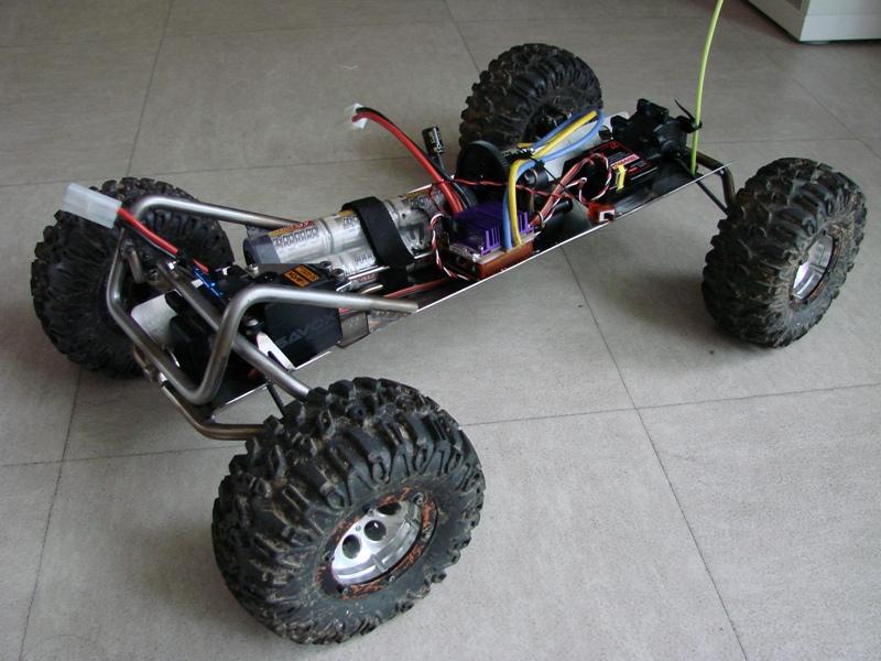 Proto Crawler Home made V.3 - 2010 019