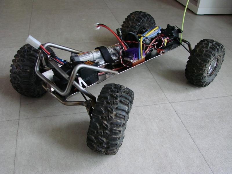 Proto Crawler Home made V.3 - 2010 020