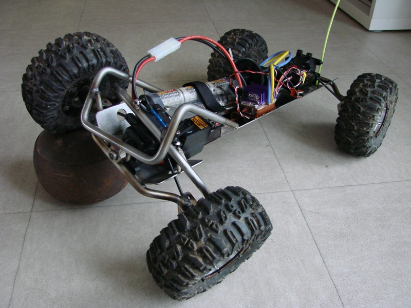 Proto Crawler Home made V.3 - 2010 023