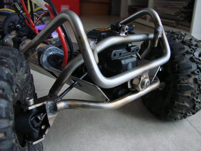 Proto Crawler Home made V.3 - 2010 030