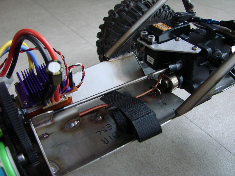Proto Crawler Home made V.3 - 2010 031