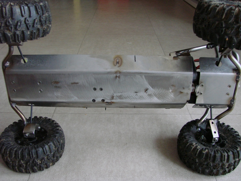 Proto Crawler Home made V.3 - 2010 037