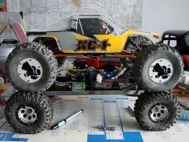 Proto Crawler Home made V.3 - 2010 038