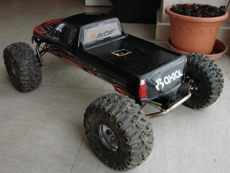 Proto Crawler Home made V.3 - 2010 040