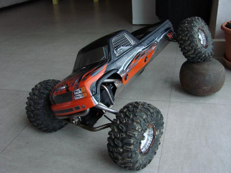Proto Crawler Home made V.3 - 2010 041