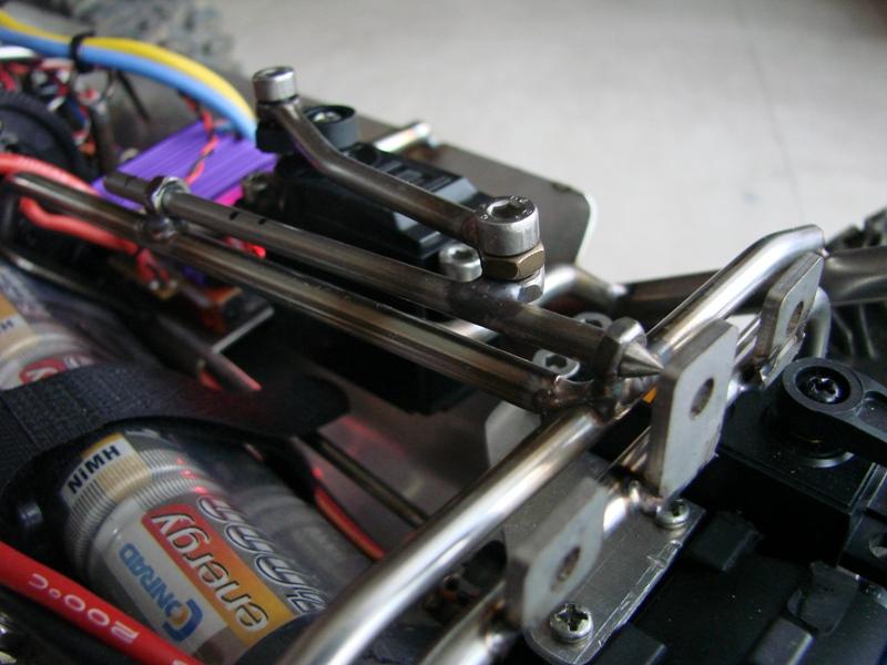Proto Crawler Home made V.3 - 2010 043