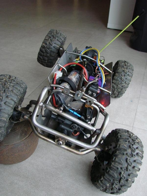 Proto Crawler Home made V.3 - 2010 049