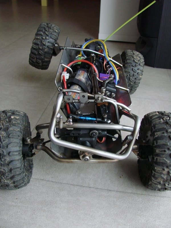 Proto Crawler Home made V.3 - 2010 052
