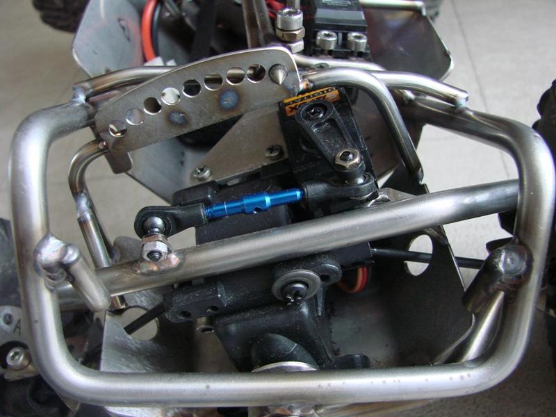 Proto Crawler Home made V.3 - 2010 068