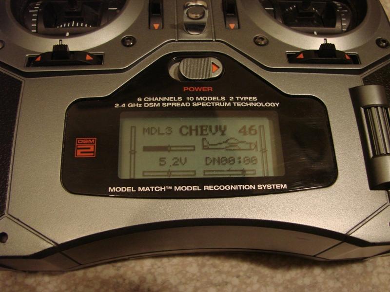 [Tuto] Radio Spectrum DX6i - Quelques astuces et reglages de base.  16