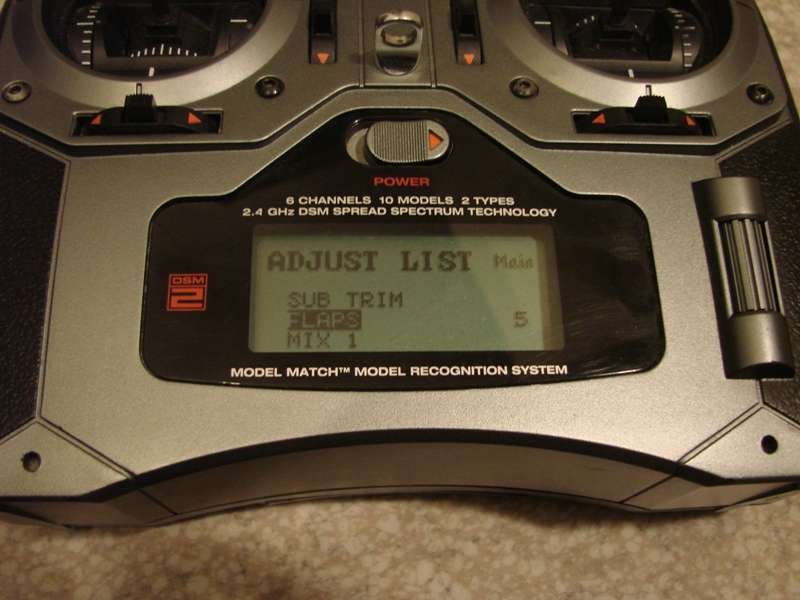 [Tuto] Radio Spectrum DX6i - Quelques astuces et reglages de base.  19