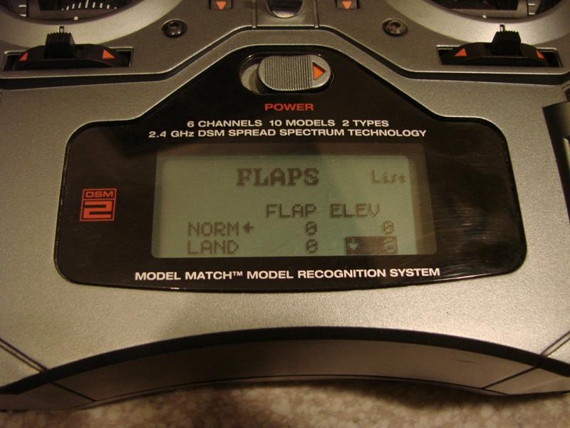 [Tuto] Radio Spectrum DX6i - Quelques astuces et reglages de base.  20