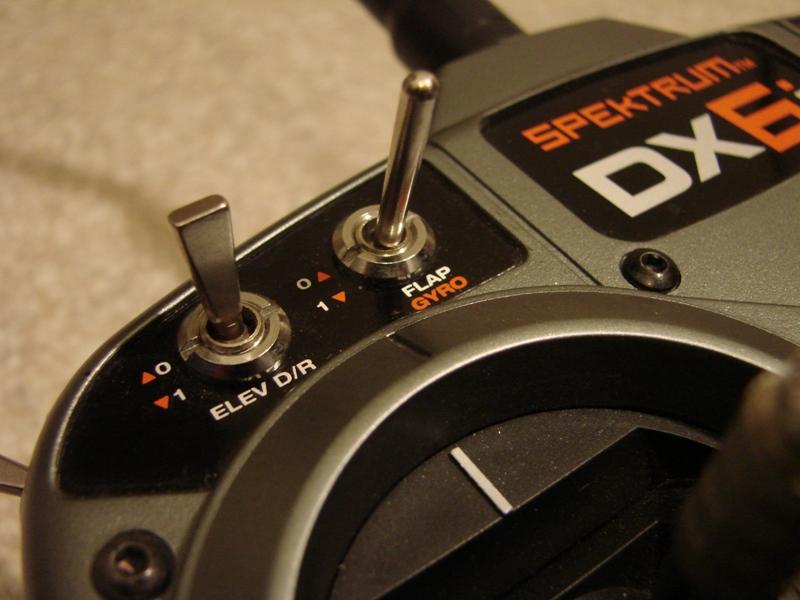 [Tuto] Radio Spectrum DX6i - Quelques astuces et reglages de base.  22
