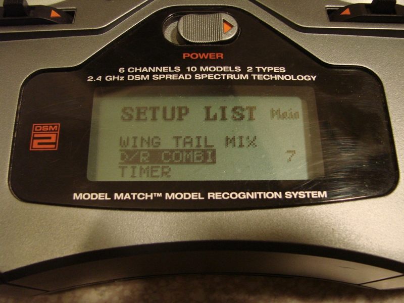 [Tuto] Radio Spectrum DX6i - Quelques astuces et reglages de base.  26