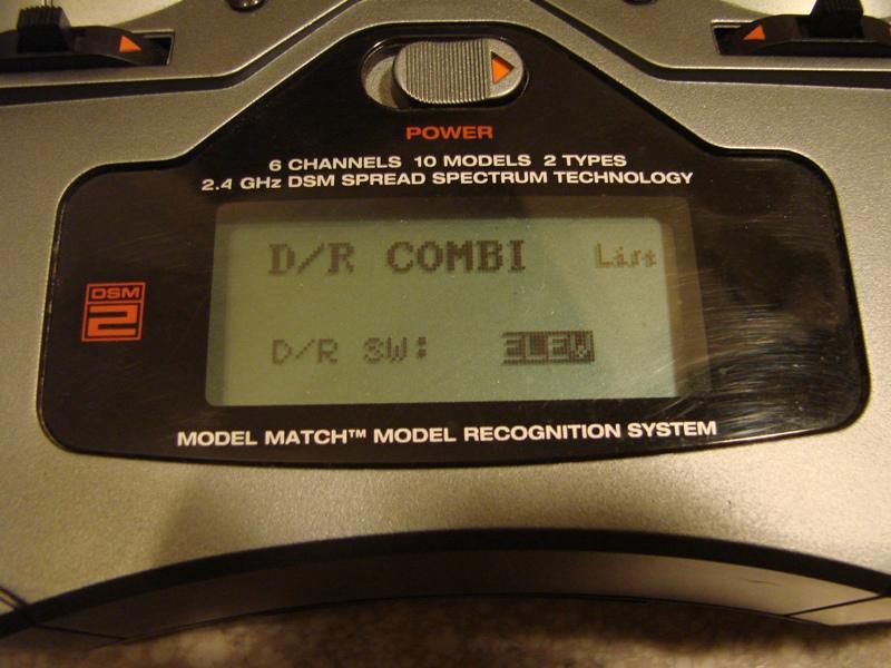 [Tuto] Radio Spectrum DX6i - Quelques astuces et reglages de base.  27