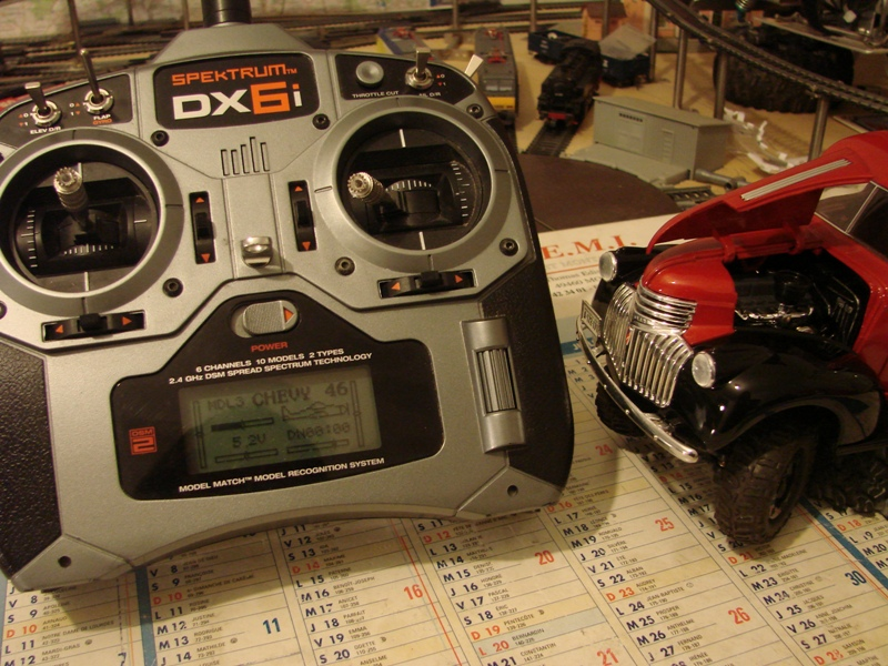 [Tuto] Radio Spectrum DX6i - Quelques astuces et reglages de base.  30