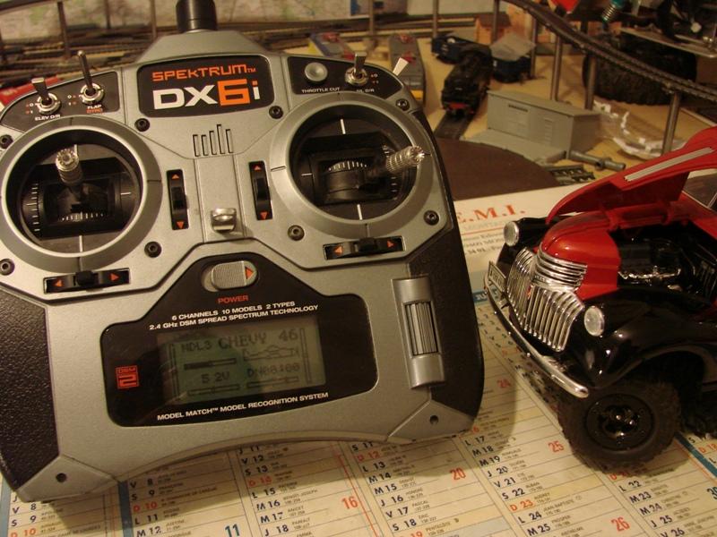 [Tuto] Radio Spectrum DX6i - Quelques astuces et reglages de base.  31
