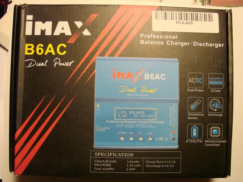 [Tuto] Imax B6/ Imax B6 AC 01