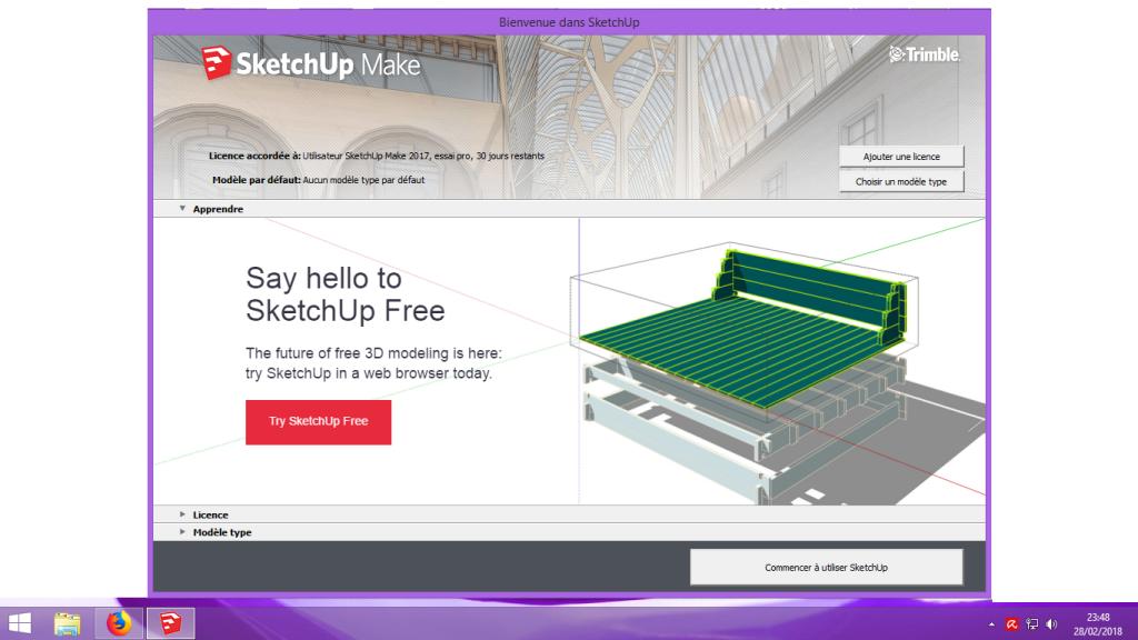 [Tuto] Modelisation 3D - Tuto 1 sur Sketchup - Installation, premier tracé, Calques et exportation STL. 005