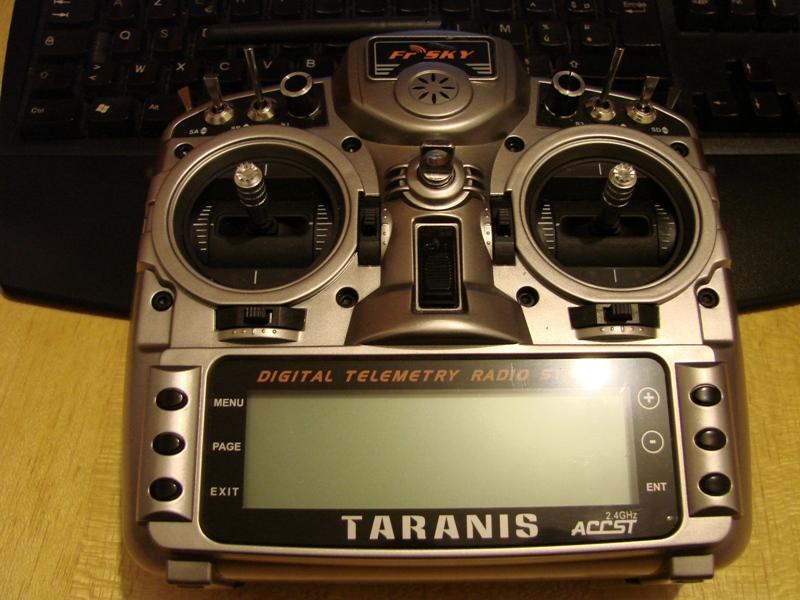 [Tuto] FrSky Taranis - Tuto, exemples à téléchargés, ... 25