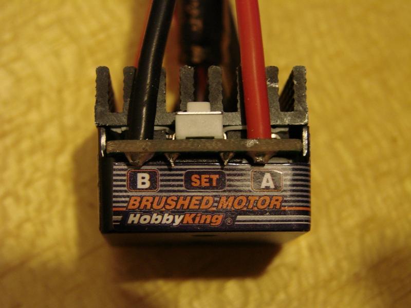 [Tuto] Variateur Hobbyking X-Car - reglages et Infos (Brushed) 04