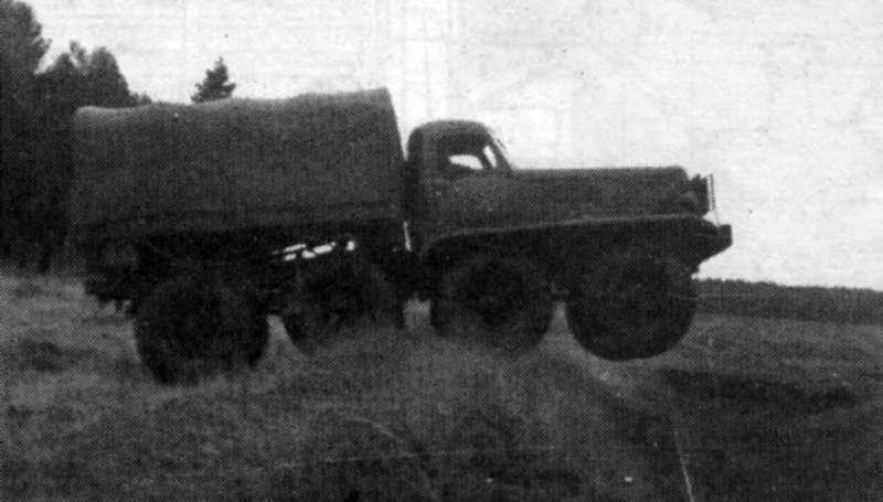 [Venom Creeper/Axial SCX10] ZIS E134 1955 - 8x8 ou 12x12 avec la remorque 009