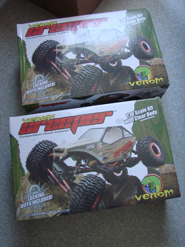 [Venom Creeper/Axial SCX10] ZIS E134 1955 - 8x8 ou 12x12 avec la remorque 012