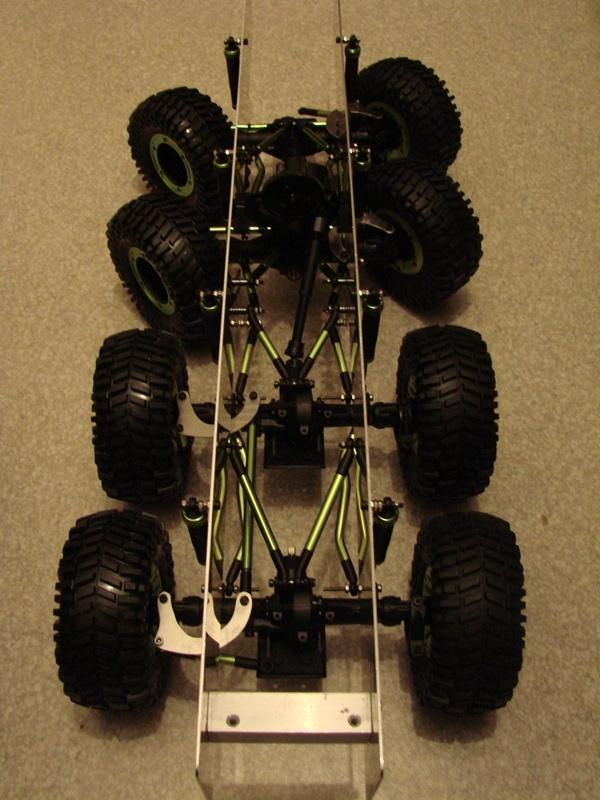 [Venom Creeper/Axial SCX10] ZIS E134 1955 - 8x8 ou 12x12 avec la remorque 037