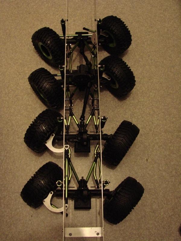 [Venom Creeper/Axial SCX10] ZIS E134 1955 - 8x8 ou 12x12 avec la remorque 038