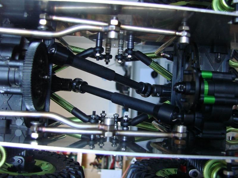 [Venom Creeper/Axial SCX10] ZIS E134 1955 - 8x8 ou 12x12 avec la remorque 077