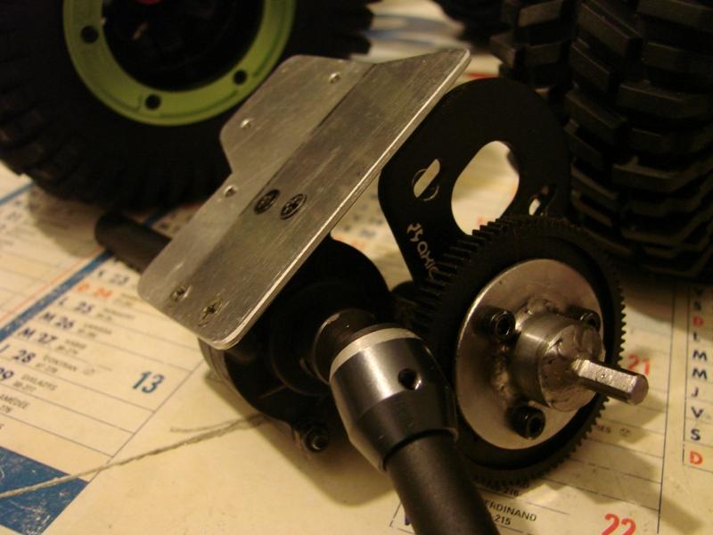 [Venom Creeper/Axial SCX10] ZIS E134 1955 - 8x8 ou 12x12 avec la remorque 087