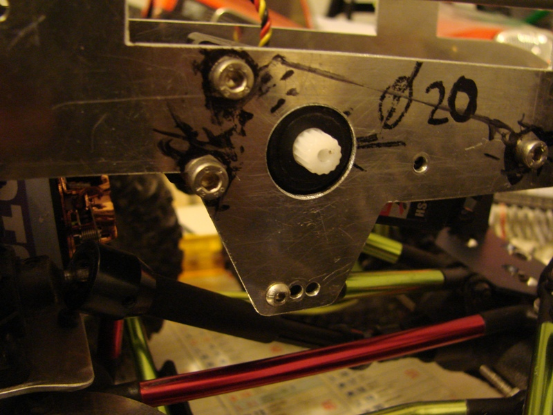 [Venom Creeper/Axial SCX10] ZIS E134 1955 - 8x8 ou 12x12 avec la remorque 139